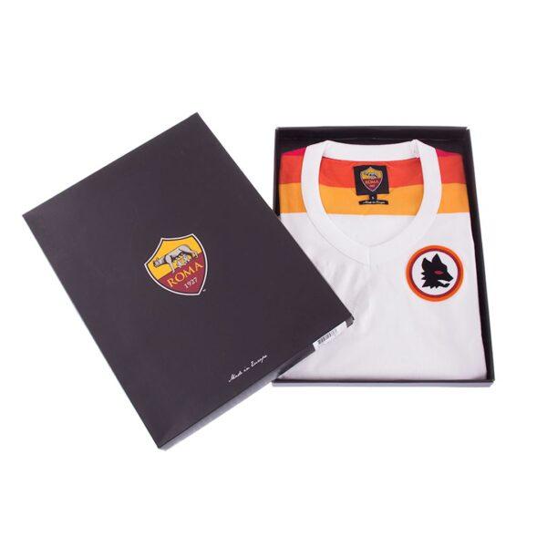 AS Roma 1978 - 79 Uit Dames Retro Voetbalshirt 8