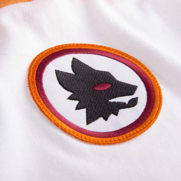 AS Roma 1978 - 79 Uit Retro Voetbalshirt 2