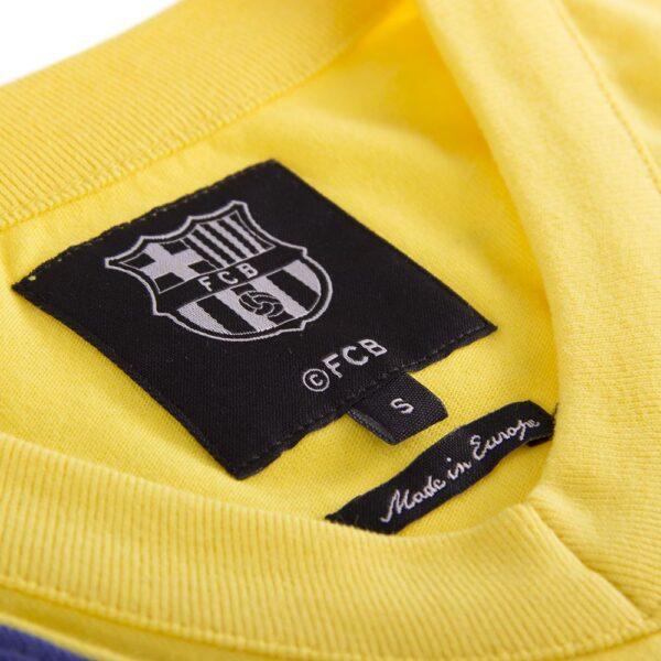 FC Barcelona Uit 1978 - 79 Retro Voetbalshirt 8