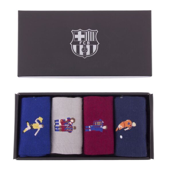 FC Barcelona Casual Sokken Box Set