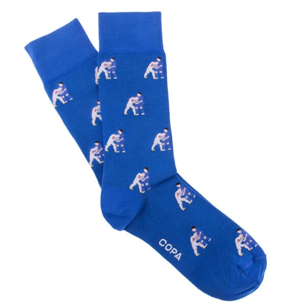 Headbutt Sokken | Blauw