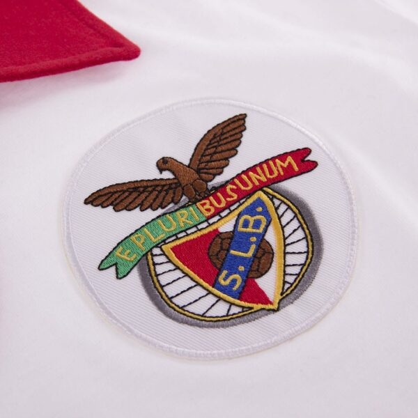 Benfica 1968 Uit Retro Voetbalshirt 2