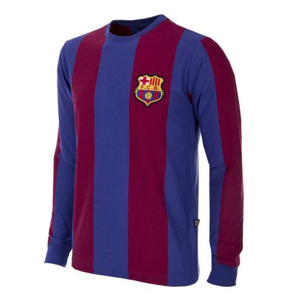 FC Barcelona 1973 - 74 Retro Voetbalshirt