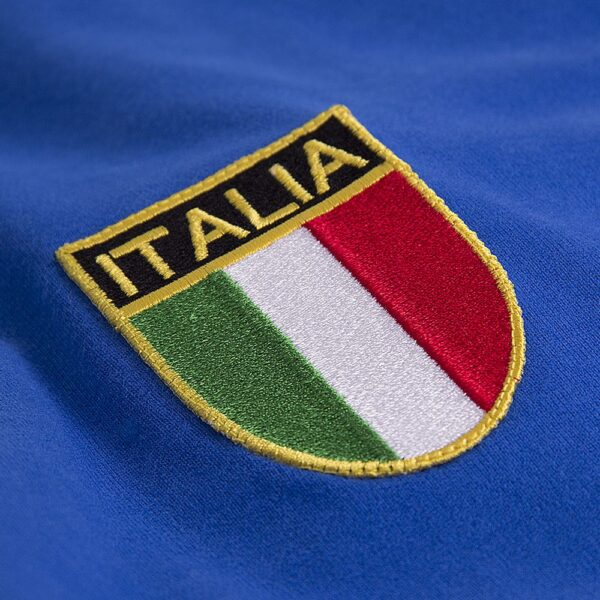 Italië jaren 70 Retro voetbalshirt 2