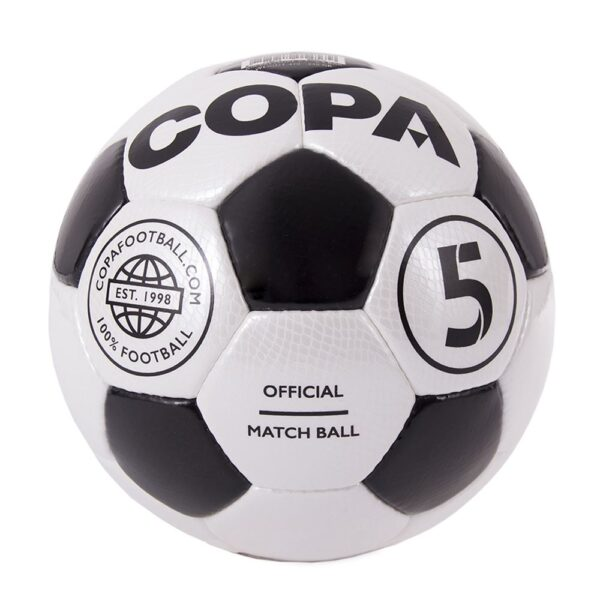COPA Match Football Black-White