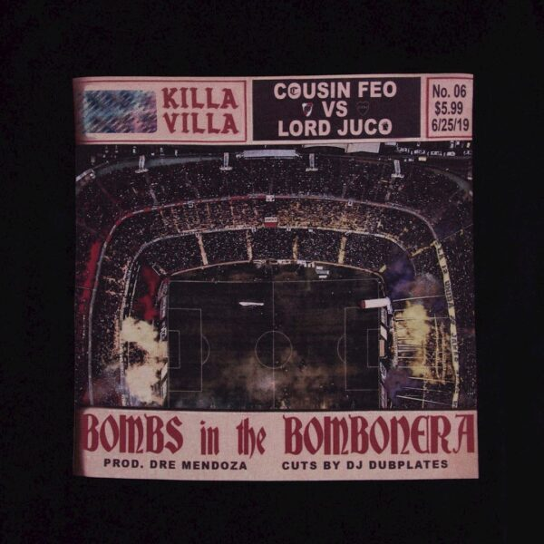 Death at the Derby - Bombs in the Bombonera T-Shirt 2