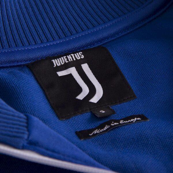 Juventus 1975 - 76 Retro Trainingsjack 6