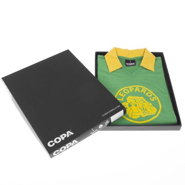 Zaïre WK 1974 Retro Voetbalshirt 8