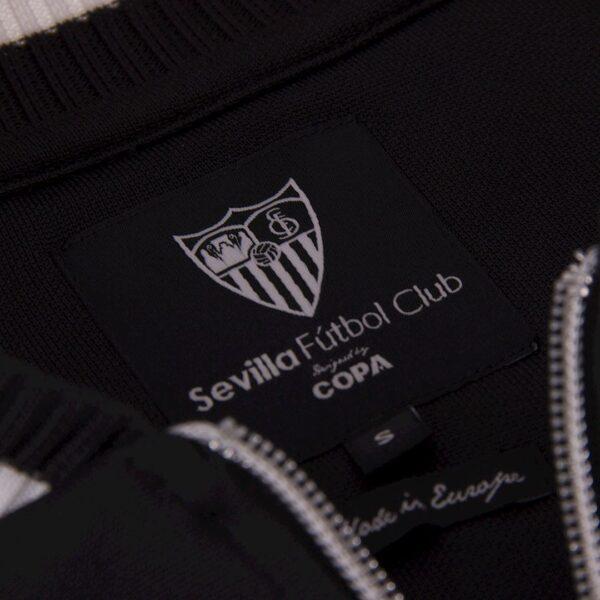 Sevilla FC 1950's Retro Trainingsjack 6