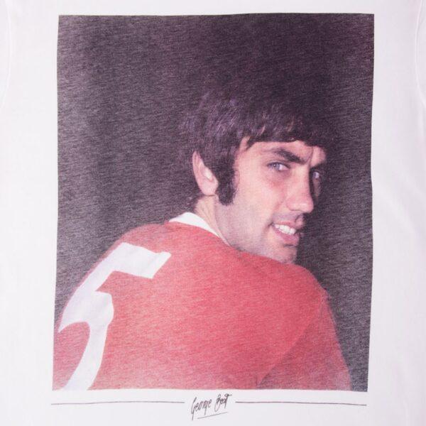 George Best Old Trafford T-Shirt 2