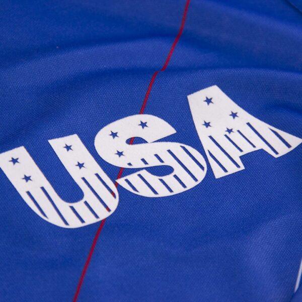 USA 1984 Retro Voetbalshirt 2