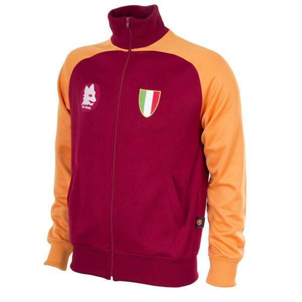 AS Roma 1983 Scudetto Retro Trainingsjack