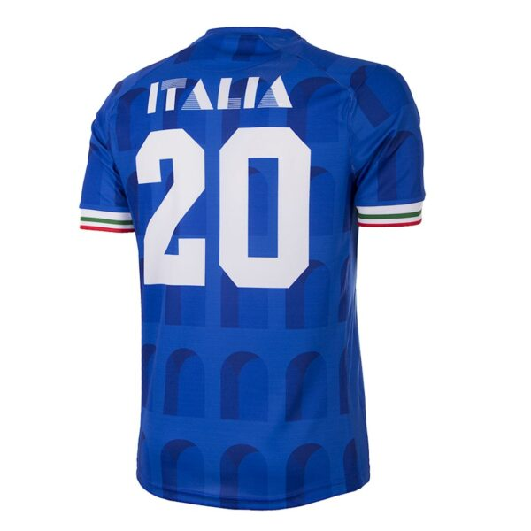 Italië Voetbalshirt 2