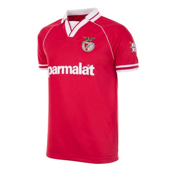 Benfica 1994 - 95 Retro Voetbalshirt