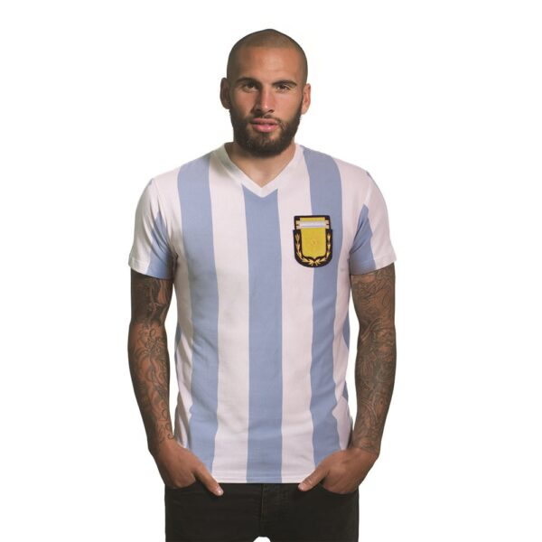 Argentinië 1982 V-neck T-Shirt 8