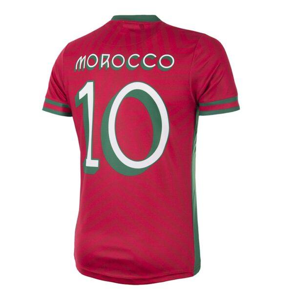 Marokko Voetbalshirt 2