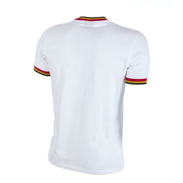 België Uit 1970's Retro Voetbalshirt 4