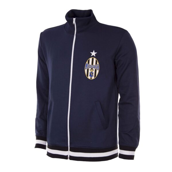 Juventus 1971 - 72 Retro Trainingsjack
