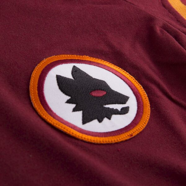 AS Roma 1978 - 79 Dames Retro Voetbalshirt 2