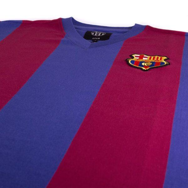 FC Barcelona 1976 - 77 Retro Voetbalshirt 6
