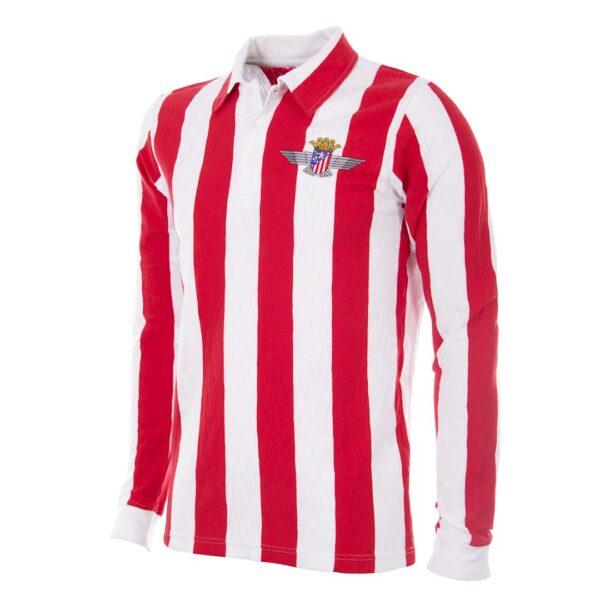 Atletico Madrid 1939 - 40 Retro Voetbalshirt