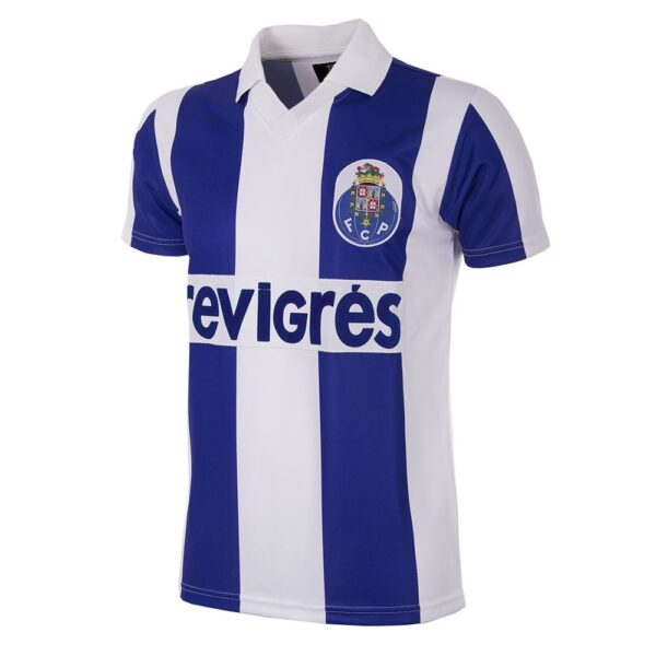 FC Porto 1986 - 87 Retro Voetbalshirt
