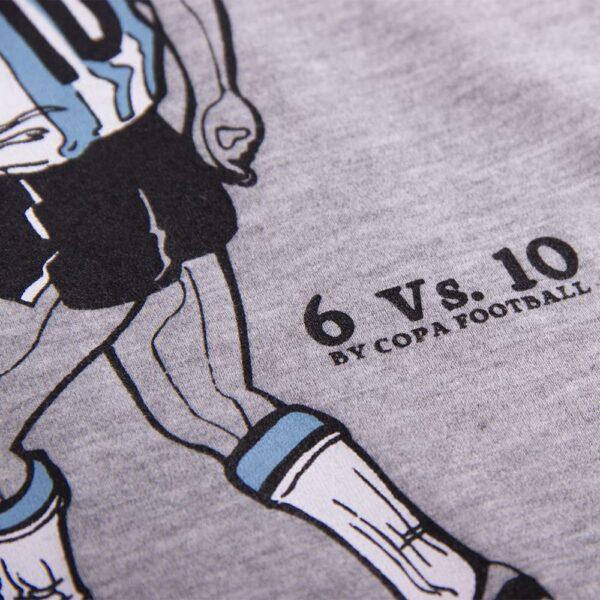 6 vs. 10 T-Shirt 6