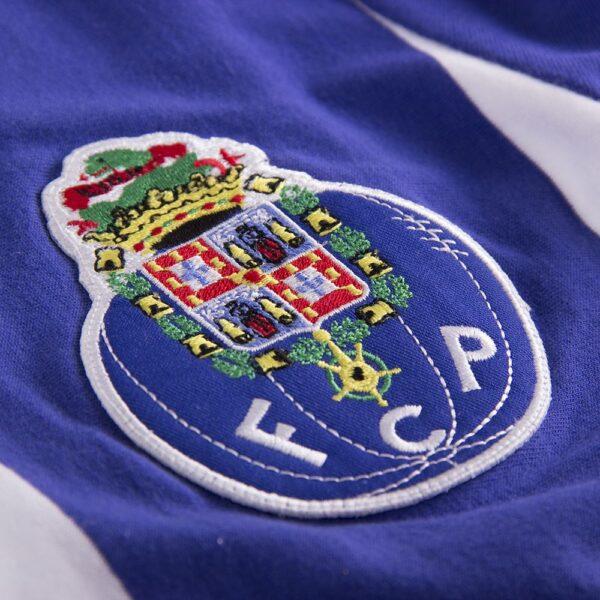 FC Porto 1971 - 72 Retro Voetbalshirt 2