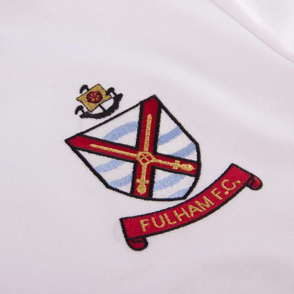 Fulham FC 1977 - 81 Retro Voetbalshirt 2