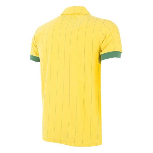 FC Nantes 1982 - 83 Retro Voetbalshirt 2