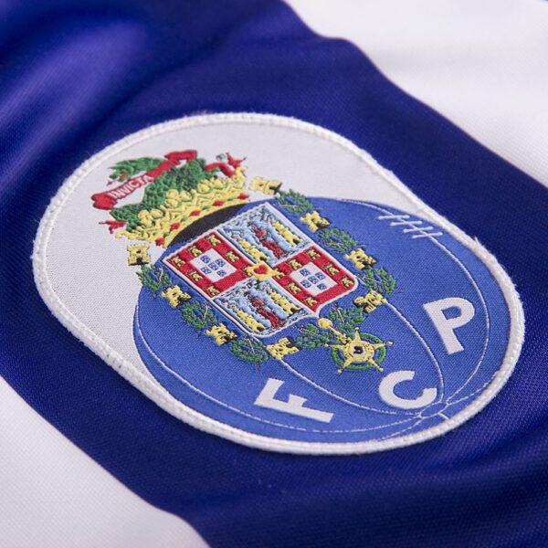 FC Porto 1986 - 87 Retro Voetbalshirt 2