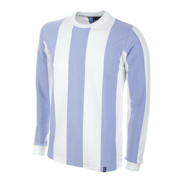 Argentinië 1970's Retro Voetbalshirt