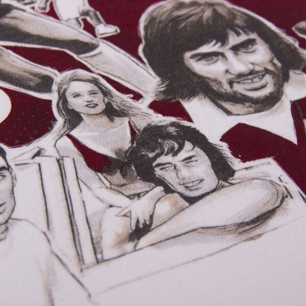 George Best Collage T-Shirt 4