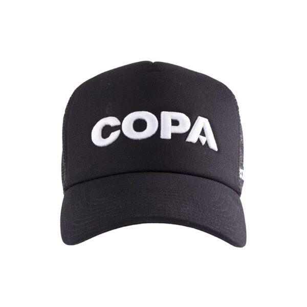 COPA 3D White Logo Trucker Cap 2