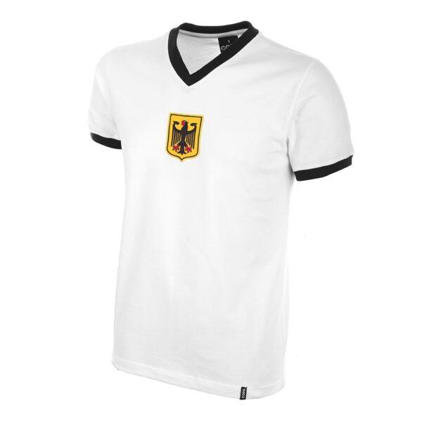 West-Duitsland 1970's Retro Voetbalshirt