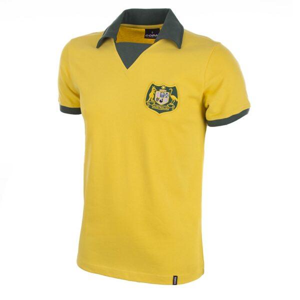Australië WK 1974 Retro Voetbalshirt