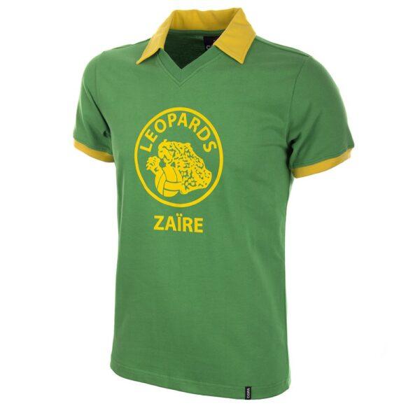 Zaïre WK 1974 Retro Voetbalshirt