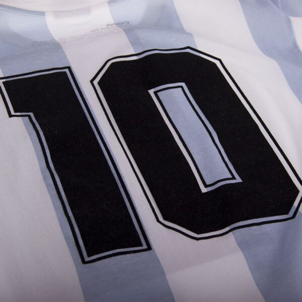 Argentinië Capitano T-Shirt 8