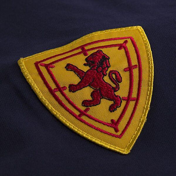 Schotland 1950's Retro Voetbalshirt 2
