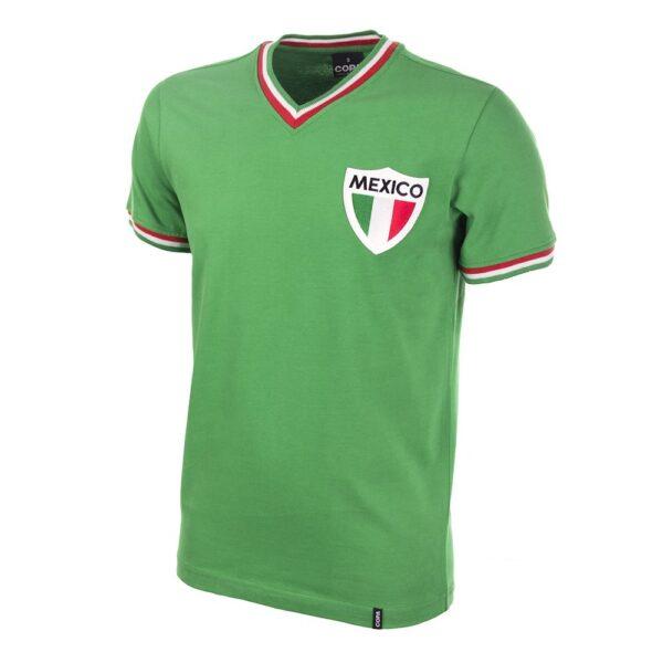 Mexico Pelé 1980's Retro Voetbalshirt