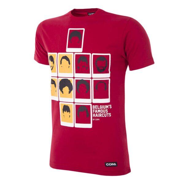 België's Famous Haircuts T-Shirt