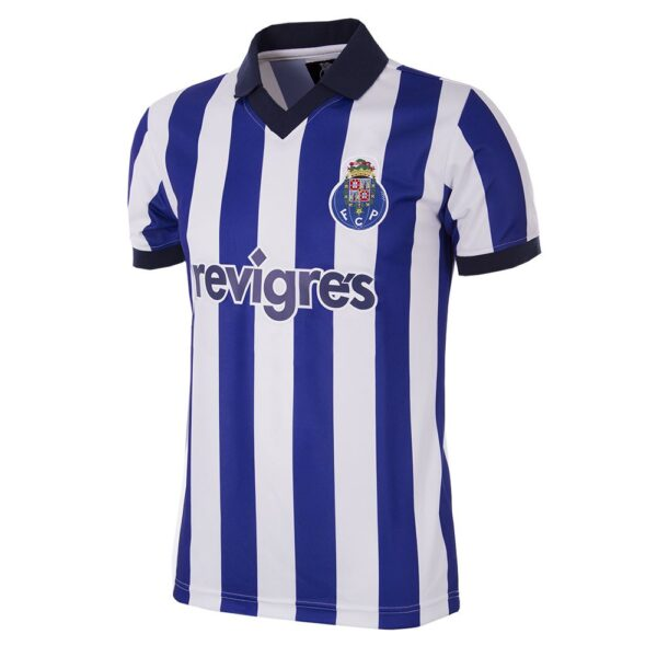 FC Porto 2002 Retro Voetbalshirt