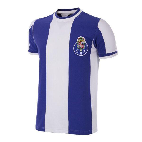 FC Porto 1971 - 72 Retro Voetbalshirt
