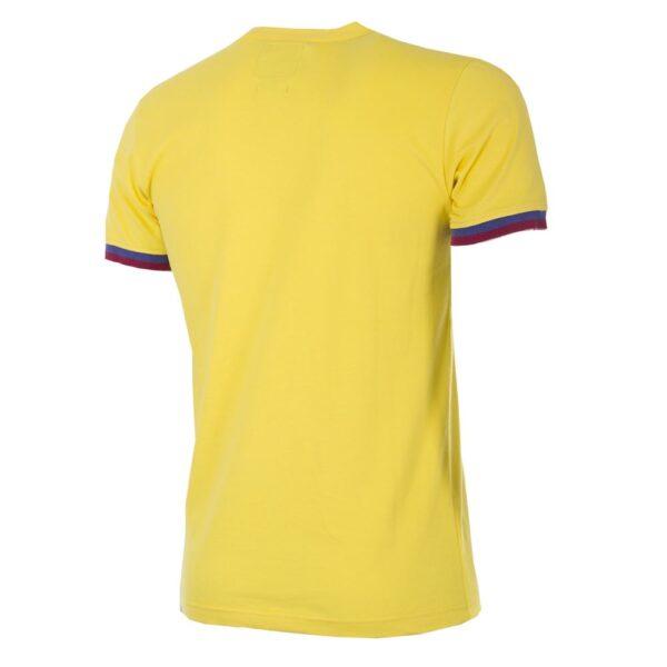 FC Barcelona Uit 1978 - 79 Retro Voetbalshirt 4