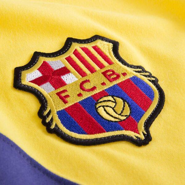 FC Barcelona Uit 1978 - 79 Retro Voetbalshirt 2