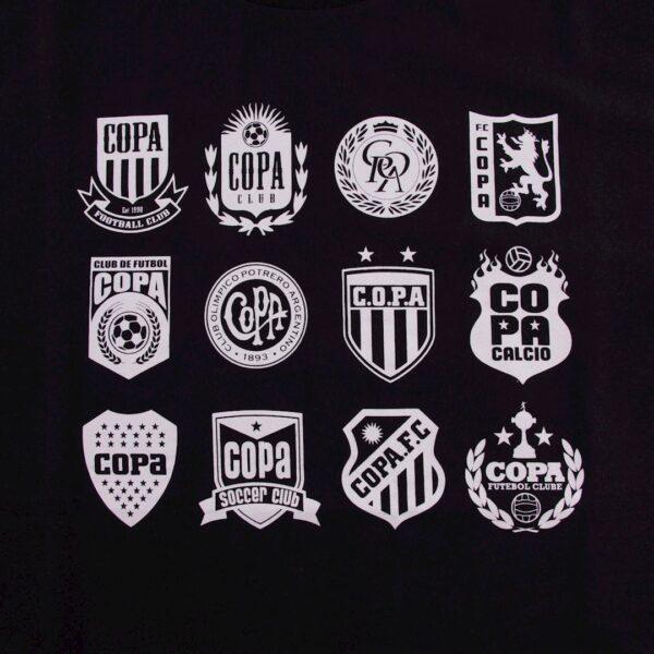 COPA Crests T-Shirt 2