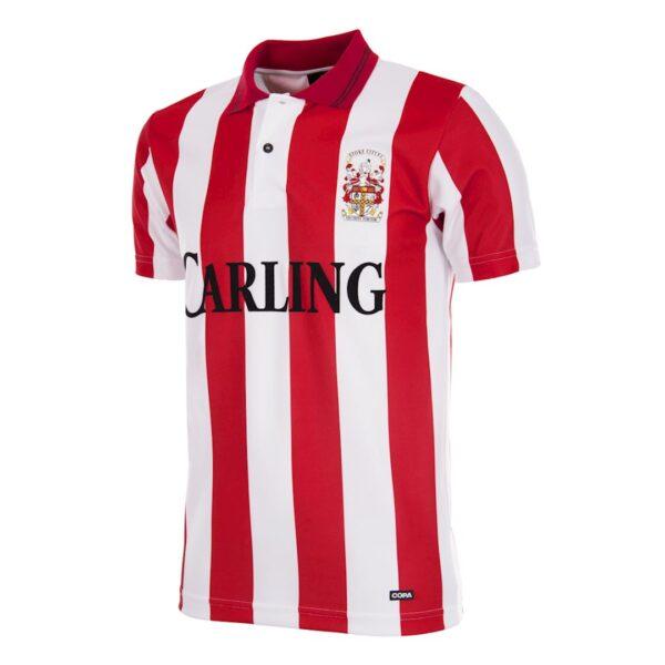 Stoke City FC 1993 - 94 Retro Voetbalshirt