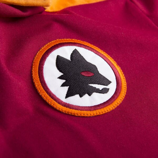 AS Roma 1980 Retro Voetbalshirt 2