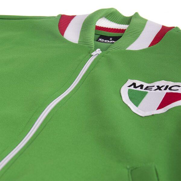 Mexico 1970's Retro Trainingsjack 6