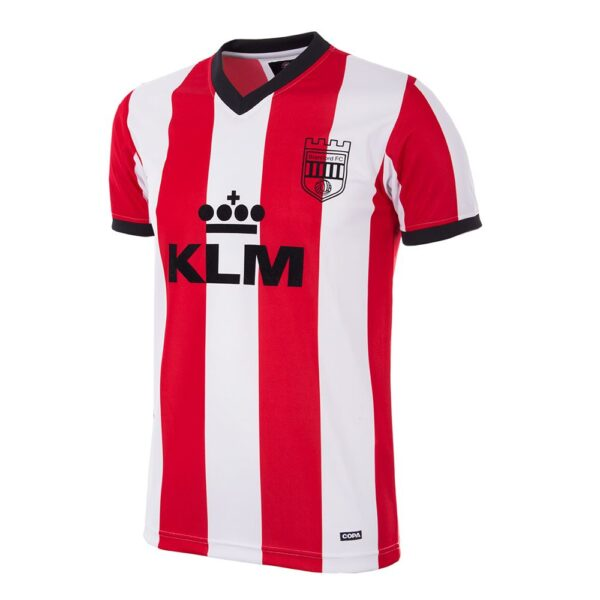 Brentford FC 1985 - 86 Retro Voetbalshirt